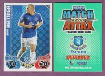 Everton Johnny Heitinga Holland